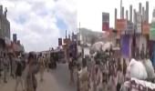 بالفيديو.. احتفالات الجنود باليمن بعد السيطرة على عدة مواقع استراتيجية