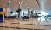 """صور على """" سناب شات """" تكشف متحرشا في مطار حائل"""
