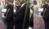 بالفيديو.. السومة وكيال في طريقهما لمقابلة تركي آل الشيخ