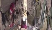 بالفيديو.. قوات التحالف والجيش اليمني يسيطران على مخازن للحوثيين في صعدة