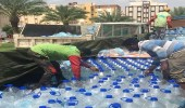 بالفيديو.. إحباط محاولة تصريف 1500 عبوة ماء زمزم مجهولة المصدر