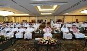 مدير جامعة الملك خالد يرعى افتتاح مؤتمر الدراسات العليا في الجامعات