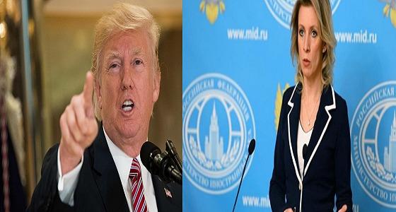 روسيا ترد على تهديدات ترامب بضرب سوريا بالصواريخ الذكية