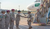 بالصور.. وصول القوات المشاركة في تمرين EFES 2018 الى ازمير