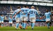 مانشستر سيتي يقسو على سوانزي في الدوري الإنجليزي