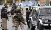 إصابة 7 أشخاص بهجوم انتحاري على قوات الأمن جنوب غرب باكستان
