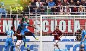 بالفيديو.. نابولي يتعادل مع ميلان في الدوري الإيطالي