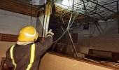 إصابة 3 أشخاص إثر تسرب غاز بمطعم في جدة