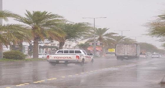 توقعات بهطول أمطار ربيعية على عدة مناطق بالمملكة لمدة أسبوع