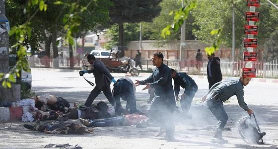 المملكة تدين مقتل 25 شخص وإصابة 49 في انفجار كابول