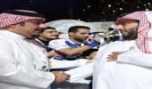 """رسميًا.. """" آل الشيخ """" يعلن استقالة رئيس الهلال"""