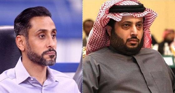بعد تكفله بقضايا مستعجلة.. الجابر يوجه رسالة إلى تركي آل الشيخ