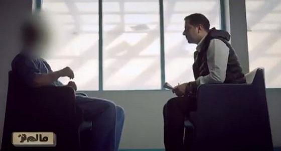 بالفيديو.. مواطن يكشف سبب اعتدائه على والده