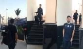 بالفيديو.. بعثة الهلال تغادر إلى ملعب الجوهرة