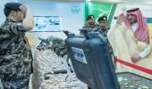 بالصور.. وزير الداخلية يتفقد استعدادات قوات أمن المنشآت