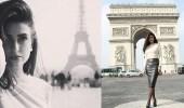 بالفيديو.. 24 ساعة لعلا الفارس في باريس