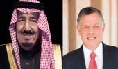 عبد الله بن الحسين يشكر الملك سلمان على حسن استضافته