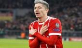 ليفاندوفيسكي يحذر ريال مدريد من البايرن