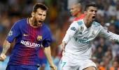 لاعب سابق ببرشلونة يفضل رونالدو على ميسي