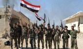 الجيش السوري يستعيد السيطرة على معظم الغوطة الشرقية