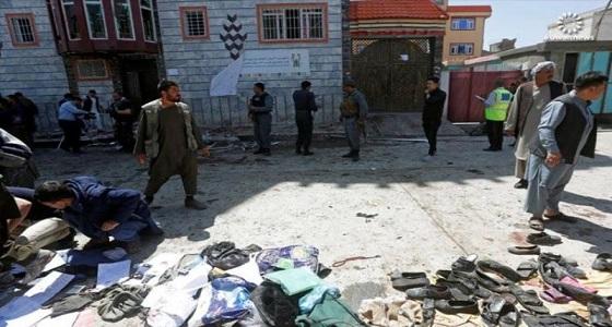 مقتل 31 شخصا وإصابة 54 في انفجار بكابول.. والمملكة تدين