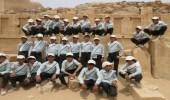 بالصور.. مركز الملك سلمان للإغاثة ينفذ رحلة ترفيهية للأطفال المجندين