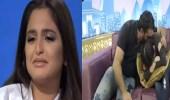 فيديو قديم لحلا الترك برفقة والدها يبكيها على الهواء