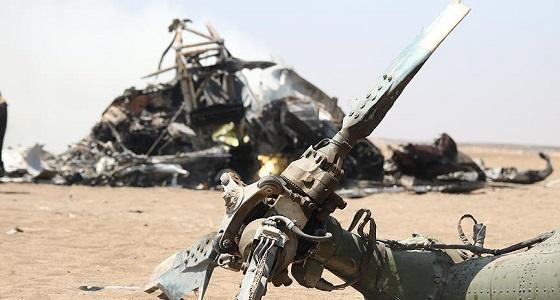 تحطم طائرة عسكرية ونجاة قائديها بالمغرب