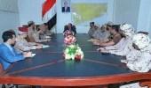 نائب الرئيس اليمني يعقد اجتماعا للقيادة المشتركة للجيش الوطني وقوات التحالف