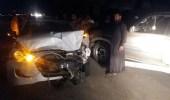 بالصور.. إصابة 18 شخص بحادث سير ببرك عسير