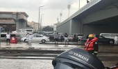 بالصور.. فقدان طفل واحتجاز 187 شخصًا في أمطار مكة