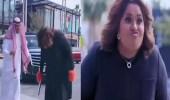 بالفيديو.. هيا الشعيبي تركض في الشارع عقب السخرية من وزنها