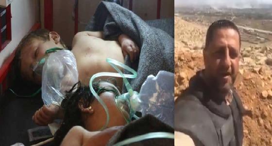 بالفيديو..المجرم حسين مرتضى يتوعد بإبادة السوريين قبل مجزرة الكيماوي
