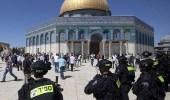 """في حراسة شرطة الاحتلال.. 310 مستوطنين يقتحمون """" الأقصى """""""