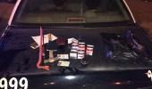 بالصور.. القبض على يمنيين لمحاولتهما سرقة محل تجاري بخميس مشيط