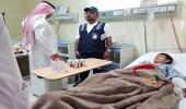 وفاة طالب وإصابة 9 أخرين بحادث في فرشة قحطان بعسير