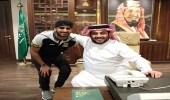 تركي آل الشيخ يرسل لاعب الاتحاد إلى مانشستر يونايتد