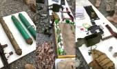 بالفيديو.. الغنائم التي حصدها الجيش الوطني من الحوثيين
