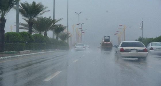 """"""" الحصيني """" : حالة جوية ممطرة على عدة مناطق بالمملكة لمدة 3 أيام"""