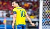 غياب إبراهيموفيتش عن السويد في مونديال روسيا