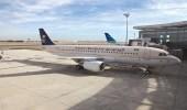 طائرة ايرباص جديدة تنضم لأسطول الخطوط السعودية
