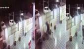بالفيديو.. رجل ينقذ أبناءه من كلب اقتحم منزله بطريقة وحشية