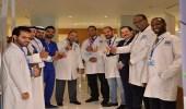 مركز معاً يحتفي بأبطال المنتخب السعودي للأولمبياد الخاص