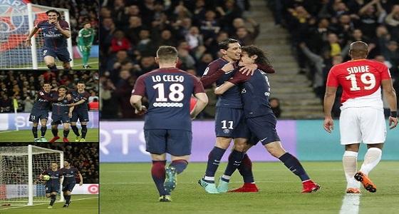 بالفيديو والصور.. باريس سان جيرمان بطلًا للدوري الفرنسي بسباعية