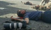 بالصور.. قذيفة حوثية تودي بحياة صحفي يمني
