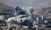 انفجارات ضخمة تهز العاصمة السورية دمشق