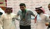 أبودميك يحصل على المركز الثالث في بطولة المملكة للملاكمة