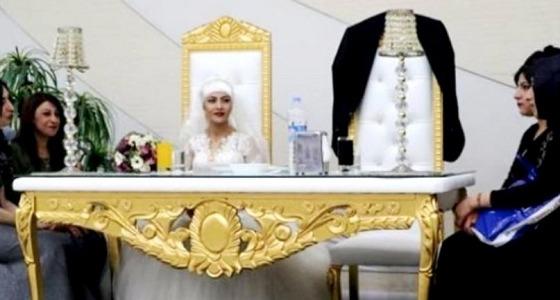 """ظلم """" أردوغان """" يفرق بين زوجين في ليلة الزفاف"""