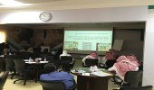 مجمع الأمل يحتفي بطالبات العلاج الوظيفي بجامعة الأميرة نورة