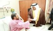 """"""" الملك سعود الطبية """" تكشف الحالة الصحية لمصابي شظايا صواريخ الحوثي"""